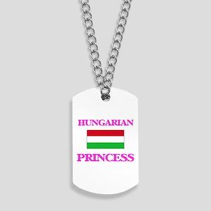 Hungarian Princess Dog Tags