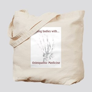 Osteopathic Tote Bag