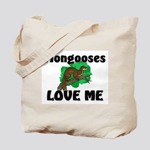 Mongooses Love Me Tote Bag