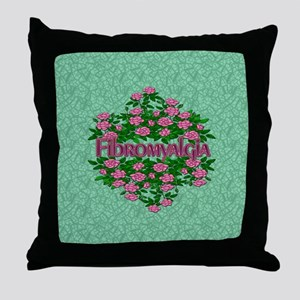 Fibromyalgia Its Real Throw Pillow