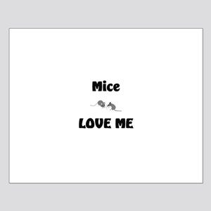 Mice Love Me Small Poster