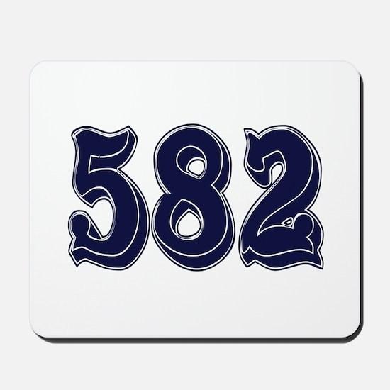 582 Mousepad