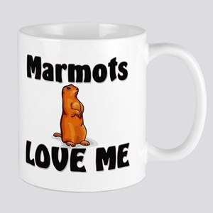 Marmots Love Me Mug
