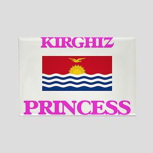 Kirghiz Princess Magnets