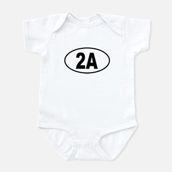 2A Infant Bodysuit
