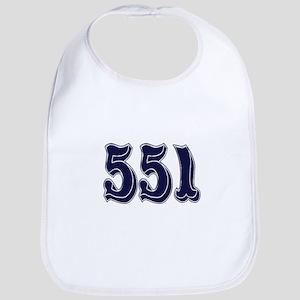 551 Bib