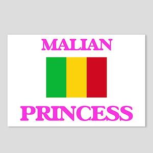 Malian Princess Postcards (Package of 8)