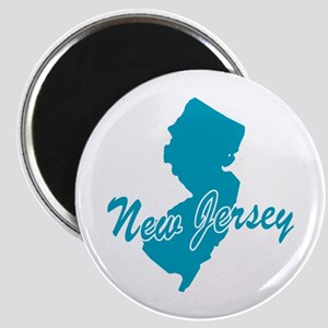 State New Jersey Magnet