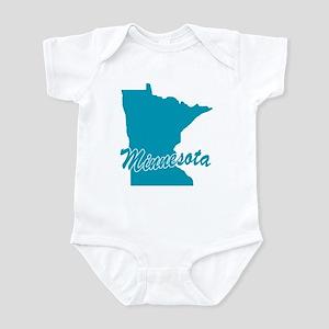 State Minnesota Infant Bodysuit
