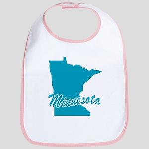 State Minnesota Bib