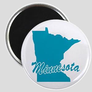 State Minnesota Magnet