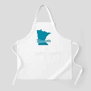 State Minnesota BBQ Apron