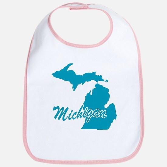 State Michigan Bib
