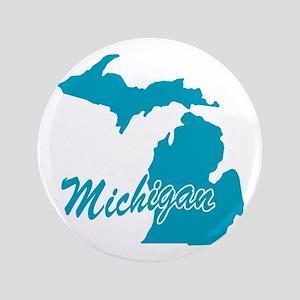 "State Michigan 3.5"" Button"