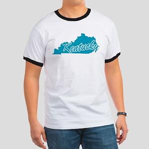 State Kentucky Ringer T