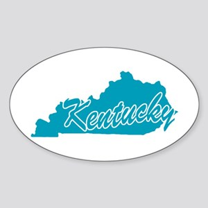 Kentucky gifts cafepress state kentucky oval sticker negle Choice Image