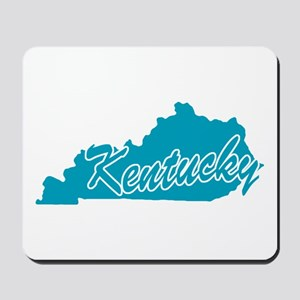 State Kentucky Mousepad