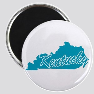 State Kentucky Magnet