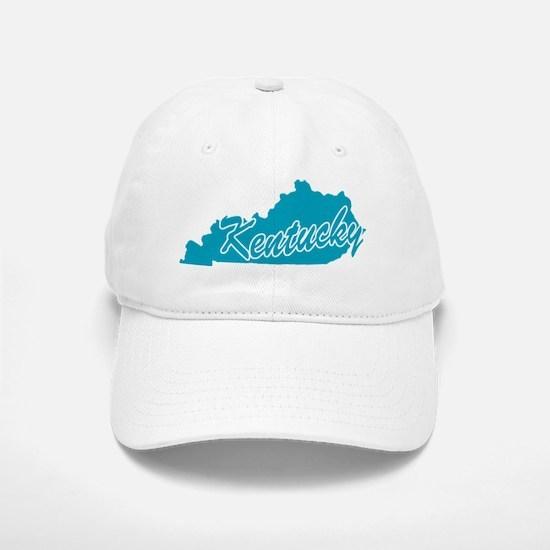 State Kentucky Baseball Baseball Cap