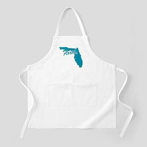State Florida BBQ Apron