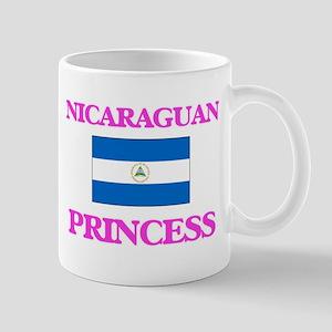 Nicaraguan Princess Mugs