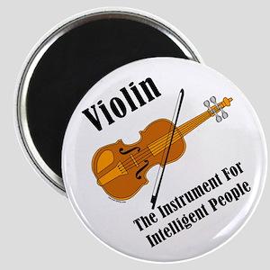 Intelligent Violin Magnet