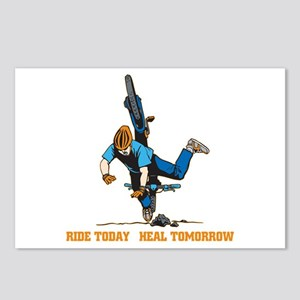Ride Today Biking Postcards (Package of 8)