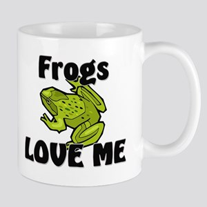 Frogs Love Me Mug