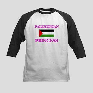 Palestinian Princess Baseball Jersey