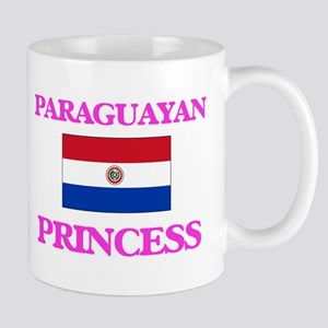 Paraguayan Princess Mugs