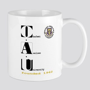 Obafemi Awolowo OAU Vertical Mug