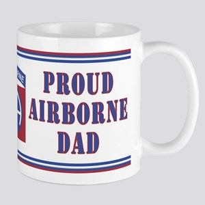 Proud 82nd Airborne Dad Mug