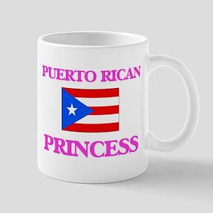 Puerto Rican Princess Mugs