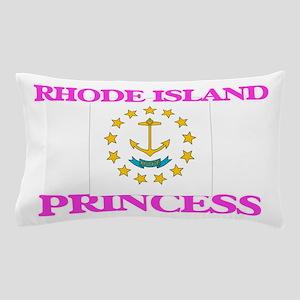 Rhode Island Princess Pillow Case