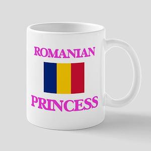 Romanian Princess Mugs