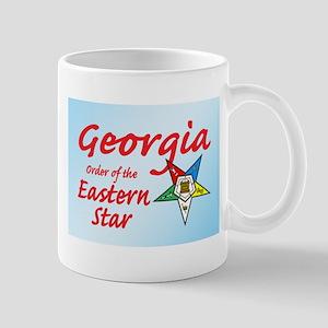 Georgia Eastern Star Mug
