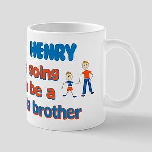 Henry - Big Brother To Be Mug