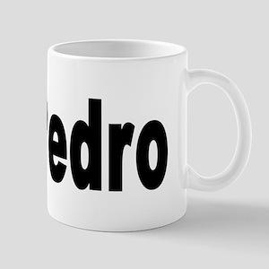 I Love Pedro Mug