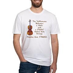 Funny Fiddle or Violin Shirt