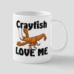 Crayfish Love Me Mug