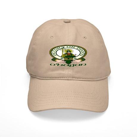 O'Hagan Clan Motto Cap