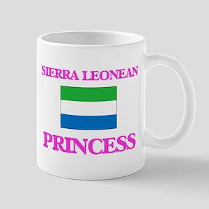 Sierra Leonean Princess Mugs