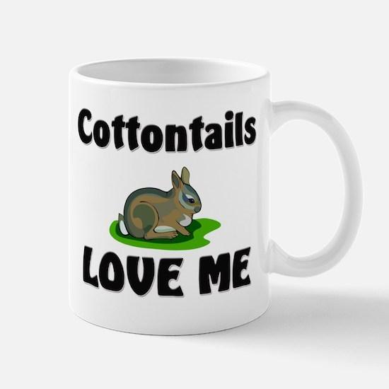 Cottontails Love Me Mug