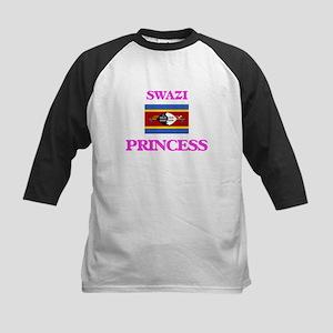 Swazi Princess Baseball Jersey