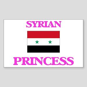 Syrian Princess Sticker