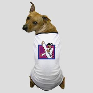 High Kick! Dog T-Shirt