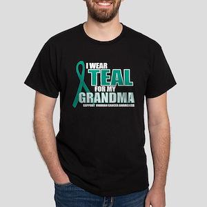 OC: Teal For Grandma Dark T-Shirt