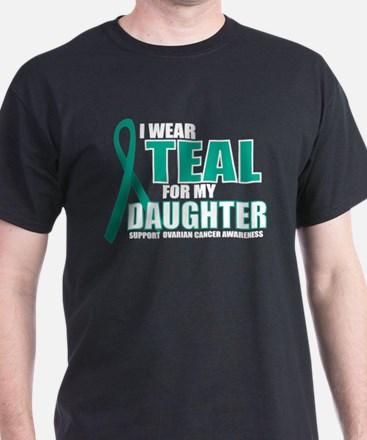 OC: Teal For Daughter T-Shirt