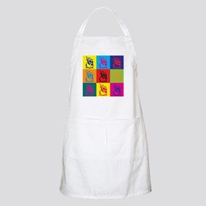 Scout Pop Art BBQ Apron