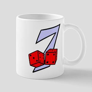 Seven Dice Mug